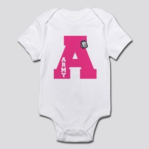 A - Army Infant Bodysuit