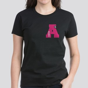A - Army Women's Dark T-Shirt