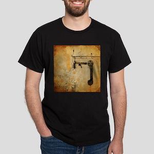 white daisy barn door T-Shirt