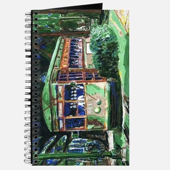 New Orleans Streetcar Art Journal