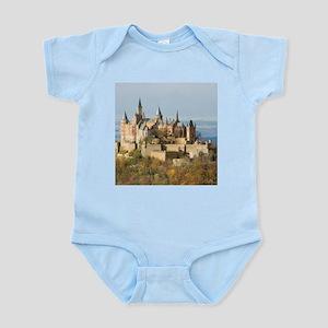HILLTOP CASTLE Infant Bodysuit
