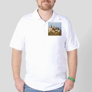 HILLTOP CASTLE Golf Shirt