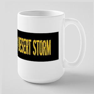 U.S. Army: Desert Storm Large Mug