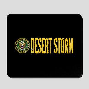 U.S. Army: Desert Storm Mousepad