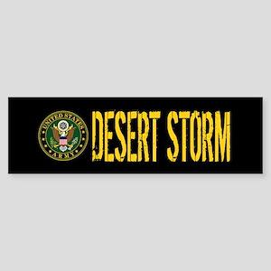 U.S. Army: Desert Storm Sticker (Bumper)