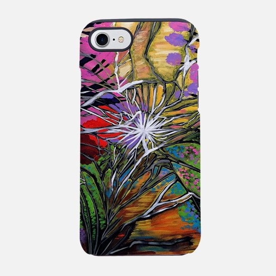 Cute Trails iPhone 8/7 Tough Case