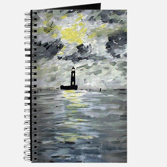Manchac Lighthouse Art Journal
