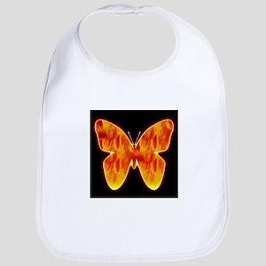 Burning Butterfly Bib