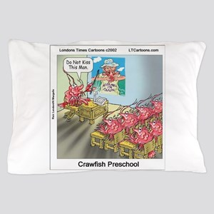Crawfish 101 Pillow Case