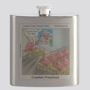 Crawfish 101 Flask