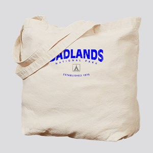Badlands National Park (Arch) Tote Bag