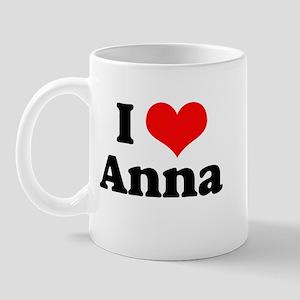 I Heart Anna Mug
