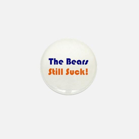 Bears Still Suck Mini Button