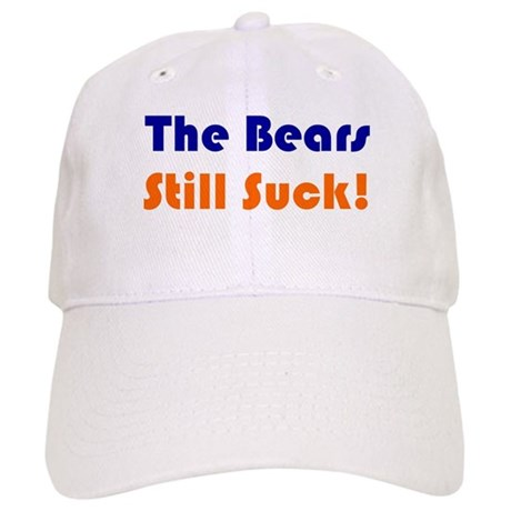 Bears Still Suck Cap