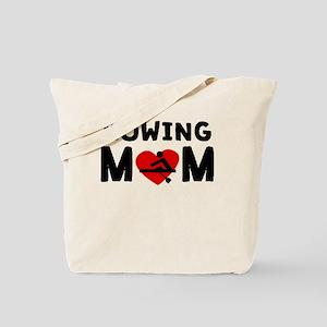 Rowing Mom Tote Bag