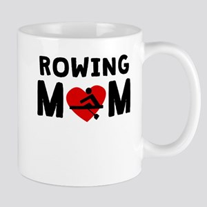 Rowing Mom Mugs