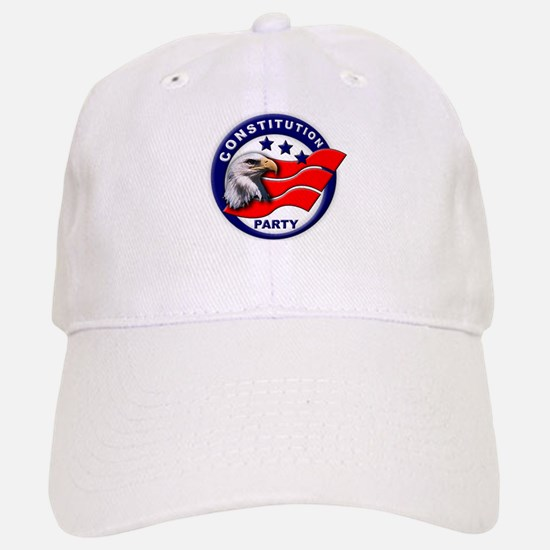 Constitution Party Baseball Baseball Cap