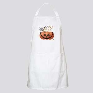 Trick or Treat Halloween BBQ Apron