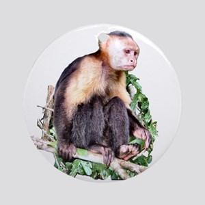 Monkey Business - Ornament (Round)