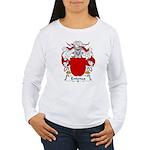 Entenza Family Crest Women's Long Sleeve T-Shirt