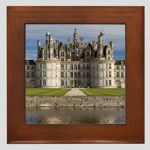 CHAMBORD CASTLE Framed Tile