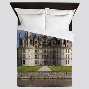 CHAMBORD CASTLE Queen Duvet