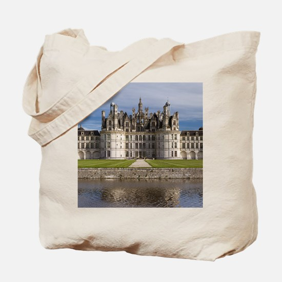 CHAMBORD CASTLE Tote Bag
