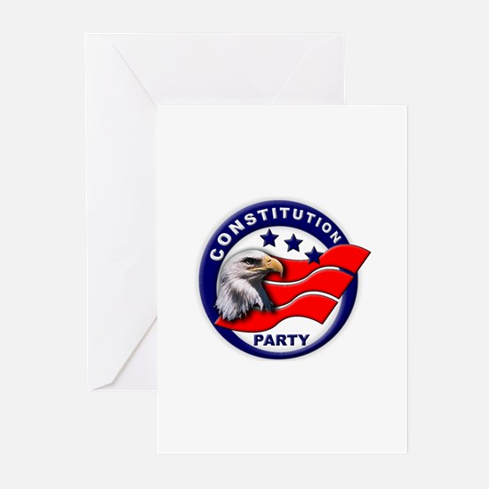 Constitution Party Greeting Cards (Pk of 10)