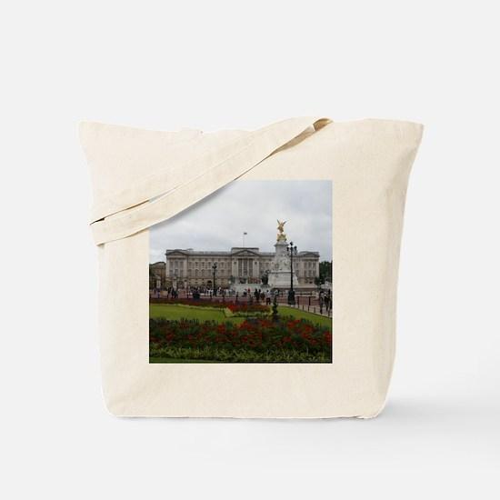 BUCKINGHAM PALACE Tote Bag