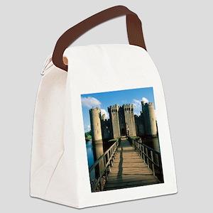 BODIAM CASTLE Canvas Lunch Bag