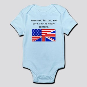 American British And Cute Body Suit