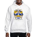 Elguezabal Family Crest Hooded Sweatshirt
