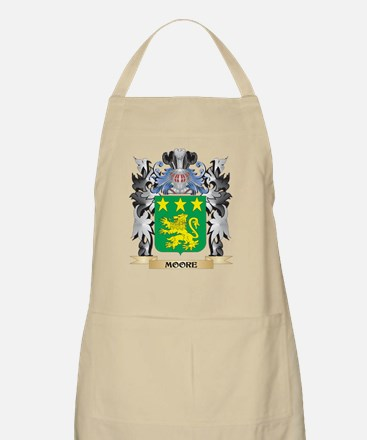 Moore Coat of Arms - Family Crest Apron