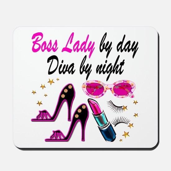 BOSS LADY Mousepad