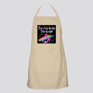CHIC BOSS LADY Apron