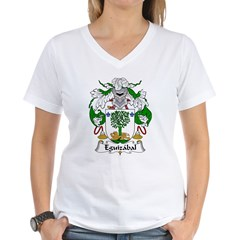 Eguizabal Family Crest Shirt