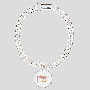 Pig Roast Bracelet