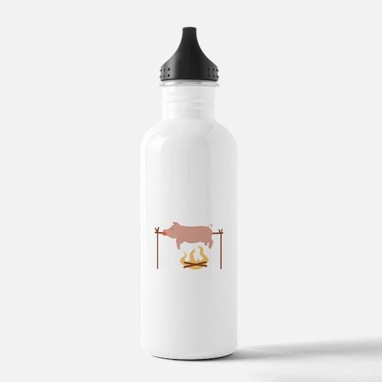 Pig Roast Water Bottle