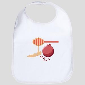 Pomegranate & Honey Bib