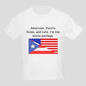 American Puerto Rican And Cute T-Shirt