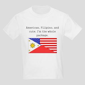 American Filipino And Cute T-Shirt
