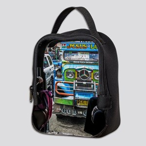 Baguio Jeepneys 1 Neoprene Lunch Bag