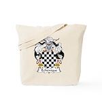 Echenique Family Crest Tote Bag