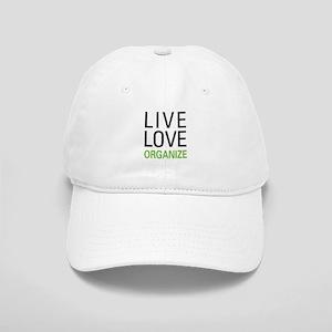 Live Love Organize Cap