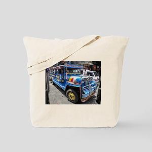 Baguio Jeepneys 2 Tote Bag
