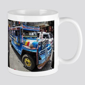 Baguio Jeepneys 2 Mugs