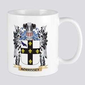 Morrissey Coat of Arms - Family Crest Mugs