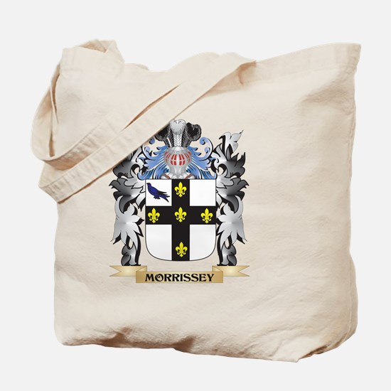 Morrissey Coat of Arms - Family Crest Tote Bag