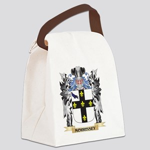 Morrissey Coat of Arms - Family C Canvas Lunch Bag