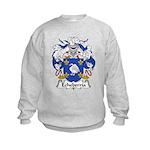 Echeberria Family Crest Kids Sweatshirt